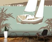 Sandbanks Balcony 2 wall mural kitchen preview