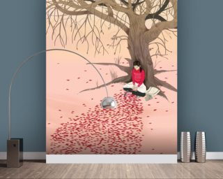 Love letter Wallpaper Wall Murals