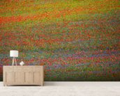 Trillions mural wallpaper living room preview