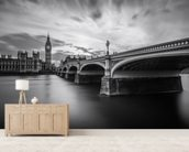 Westminster Serenity wall mural living room preview