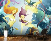 Deep Sea Diver wall mural kitchen preview