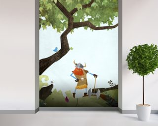 Hero Shot Wallpaper Wall Murals