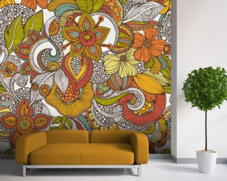 Ava Wallpaper Wall Murals