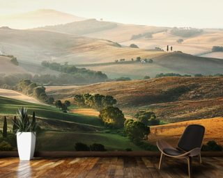 Italian Countryside wallpaper mural