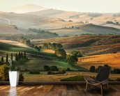 Italian Countryside wallpaper mural kitchen preview