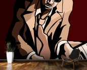 Jazz Pianist wall mural kitchen preview