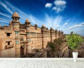 Gwalior Fort wallpaper mural in-room view