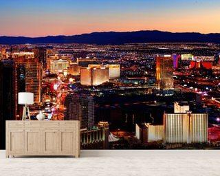 Las Vegas Wallpaper Wall Murals Wallsauce USA