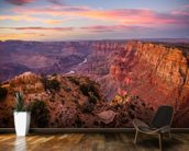 Grand Canyon View wall mural kitchen preview