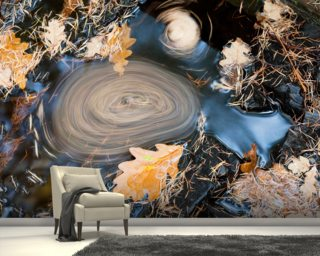 Swirl Wall Mural Wallpaper Wall Murals