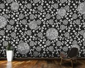 Night Flower wall mural kitchen preview