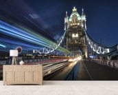 Tower Bridge Traffic wall mural living room preview