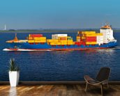Shipping Containers Onboard wall mural kitchen preview
