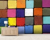 Farben wall mural living room preview