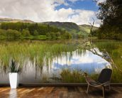 Loch Trool wall mural kitchen preview