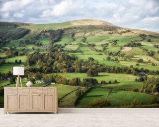 Castleton Landscape Wallpaper Wall Murals Wallpaper