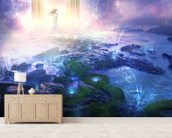 Passage to Hope wall mural living room preview