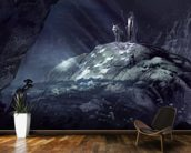 Gloomy Cave wallpaper mural kitchen preview