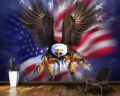 Eagle 2 wall mural kitchen preview