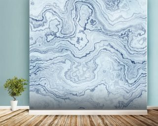 Wall Mural Wallpaper marble wallpaper & marble effect wall murals | wallsauce usa