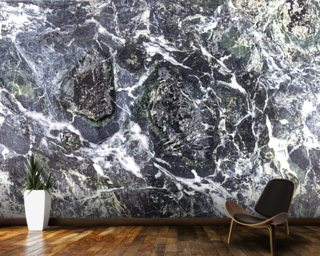 Black Marble Wall Mural Wallpaper Wallpaper Wall Murals