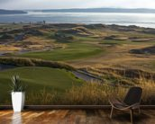 Chambers Bay, USA wall mural kitchen preview