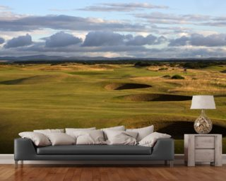 St Andrews Old Course, Scotland wallpaper mural