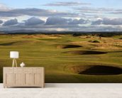 St Andrews Old Course, Scotland wallpaper mural living room preview