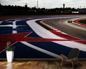 Circuit Of The Americas 2014 wall mural kitchen preview