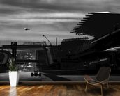 Mercedes USA Black and White 2014 wallpaper mural kitchen preview