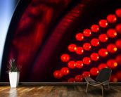 Red Lights USA 2014 wallpaper mural kitchen preview