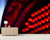 Red Lights USA 2014 wallpaper mural living room preview