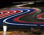 Turn 2,3,4 and 5 USA 2014 wallpaper mural kitchen preview