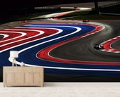 Turn 2,3,4 and 5 USA 2014 wallpaper mural living room preview