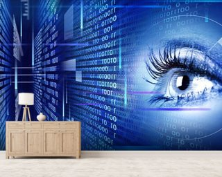 Ict And Computer Science Wallpaper Murals Wallsauce Uk