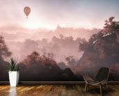 Tree Top View wall mural kitchen preview