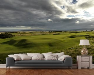 Royal Dornoch wallpaper mural