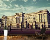 Buckingham Palace mural wallpaper kitchen preview