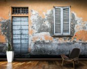 Abandoned House wallpaper mural kitchen preview