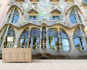 Gaudi's Casa Batllo, Barcelona wallpaper mural living room preview