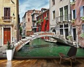 Pictorial Venice wall mural kitchen preview