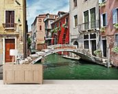 Pictorial Venice wall mural living room preview