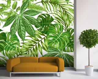 Palm Tree Wallpaper Wall Murals