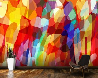 Shift Wallpaper Wall Murals