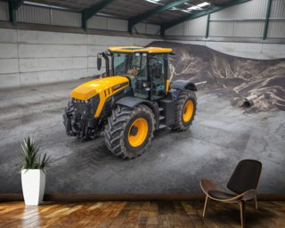 Fastrac JCB Wall Murals Wallpaper
