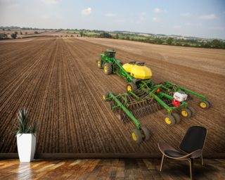 New Deere 2014 Wall Murals Wallpaper
