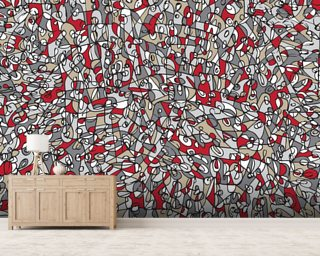 Composed Wallpaper Wall Murals