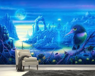 Expedition to Earth Wallpaper Wall Murals
