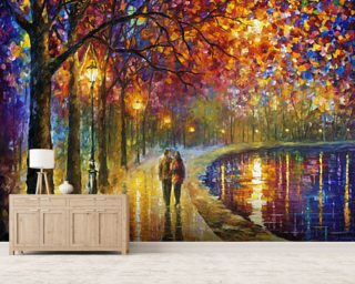 Spirit by the lake Wallpaper Wall Murals