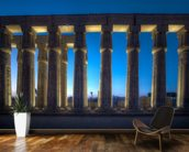 Luxor Temple Night wall mural kitchen preview